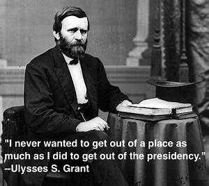 ULYSSES S GRANT QUOTES image quotes at hippoquotes.com