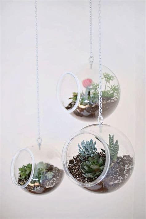 diy chambre 25 unique hanging glass terrarium ideas on