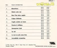 Titolo Ultimo Cd Vasco by Vrlive It Raccolte Compact Disc