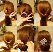 HD Wallpapers Juda Hairstyle For Short Hair Step By Step - Juda hairstyle for short hair
