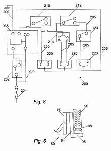 Patent Ep1238831a2 - Tyre Changing System