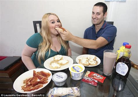 Tammy Jung, 23, 'feeds On 5000 Calories A Day Through A