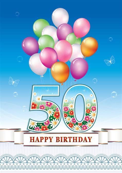 buon compleanno  anni illustrazione vettoriale