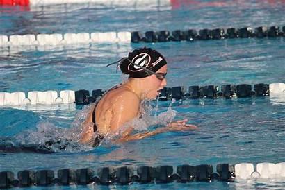 Texas Swimming Georgia Stretches Bulldogs Streak Split