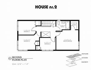 small house bedroom floor plans and 2 open plan With houses plan two bed room