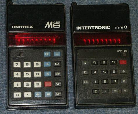 led calculator led verlichting watt