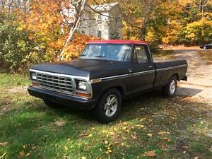 1978 Ford F150 Ranger Daily Driver 302 4 Speed Stick 5 0