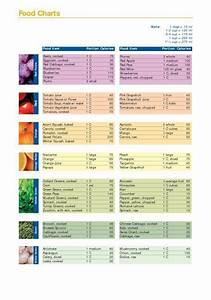 Image Result For Printable Food Calorie Chart Pdf Food