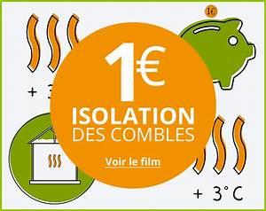 Isolation Combles à 1 : isolation solidaire isolation des combles perdus par ~ Edinachiropracticcenter.com Idées de Décoration