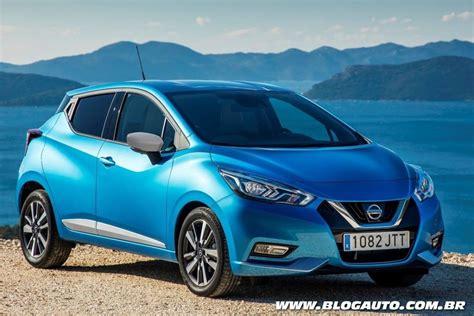 Nissan Pode Vender Novos March E Qashqai No Brasil