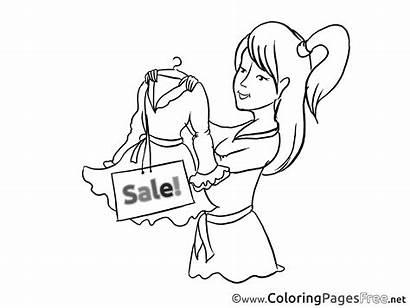 Coloring Sales Ausmalbilder Kinder Ausdrucken Kostenlos Ausmalen