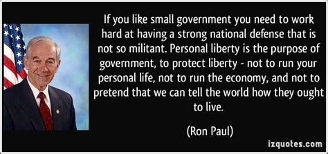 small government quotes quotesgram