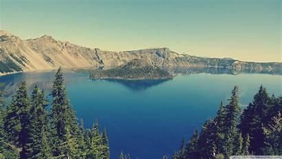 Crater Lake Oregon Desktop 4k Wallpapers Portland