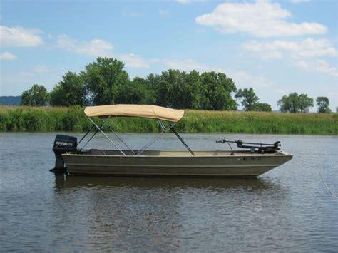 Jon Boat by Jon Boat On Duck Boat Blind Duck Boat