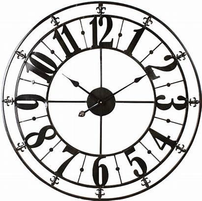 Roman Clock Numeral Clocks Antique Metal Clipart