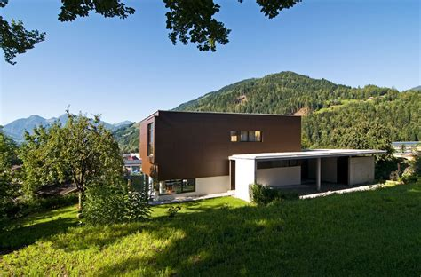 Haus Am Hang  Architekt Dipl Ing Matthias Viehhauser