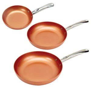months   red copper pan  brutally honest review