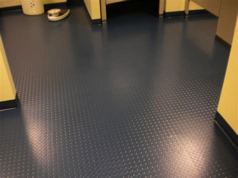 Rubber Flooring Restoring, Rubber Floor Mainenance