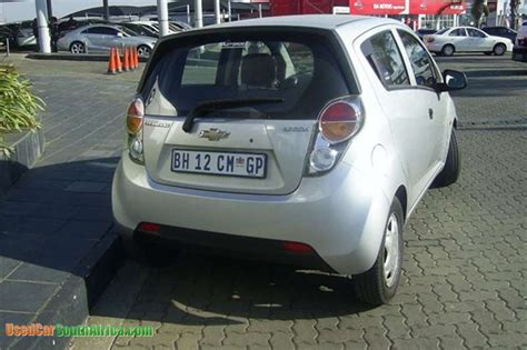 2010 Chevrolet Spark 1.2 Used Car For Sale In Mpumalanga