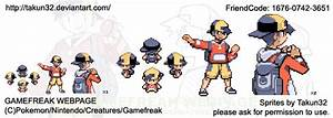 Kenta - Pokemon gold n silver by Takun32 on DeviantArt