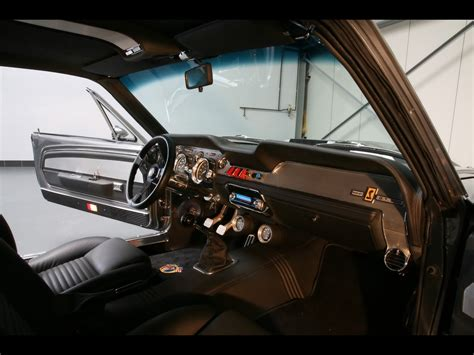 mustang shelby gt 500 interieur shelby gt500 eleanor
