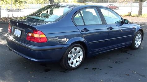 For Sale 2003 Bmw 3 Series 325i,1 Owner, Only 74k Miles