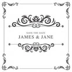 wedding invitation fonts ornament vectors photos and psd files free