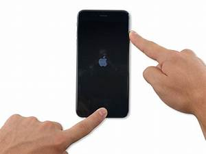 How To Force Restart An Iphone 6 Plus
