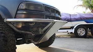 2002 Chevy S10 Prerunner Bumper - Trifecta Offroad
