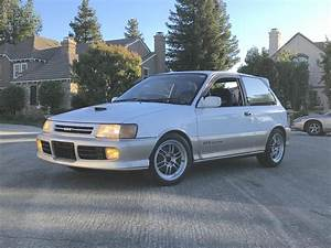 1990 Toyota Starlet For Sale  1974872