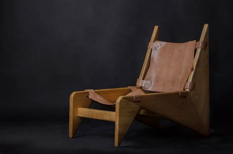 Making A Scandinavian Wood + Leather Chair  Design Milk