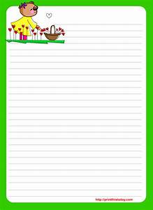 free love letter pad printable With letter writing pad