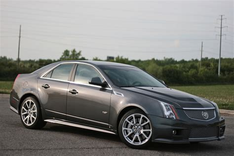 2009 Cadillac Cts Review review 2009 cadillac cts v photo gallery autoblog