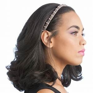 Accessoires Cheveux Courts : comment mettre un bandeau sur des cheveux courts longs et mi longs ~ Preciouscoupons.com Idées de Décoration