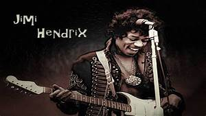 Jimi Hendrix #2 Computer Wallpapers, Desktop Backgrounds ...