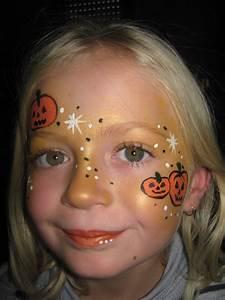 Maquillage Halloween Enfant Facile : maquillage halloween pour enfant costume carnaval bebe ~ Nature-et-papiers.com Idées de Décoration
