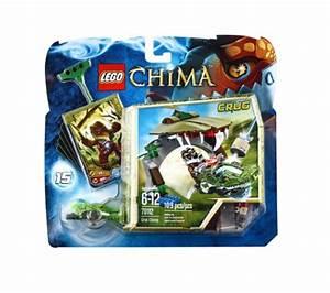 LEGO Sets - LEGO Chima 70112 Croc Chomp was listed for ...