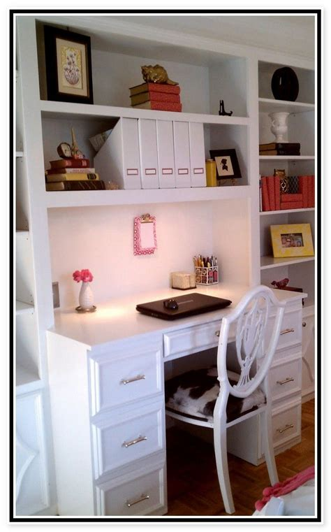 Office Desk With Bookcase by 121 Best Bookcases And Built In Desks Images On