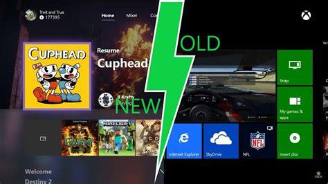 Xbox Dashboard Evolution 2013