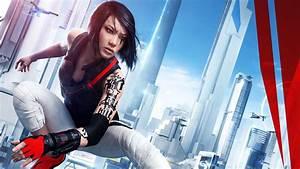 video Games, Mirrors Edge, Mirrors Edge Catalyst, Faith ...