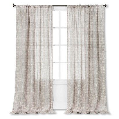 Nate Berkus Herringbone Curtains by 17 Best Images About 窗帘 On Window Treatments