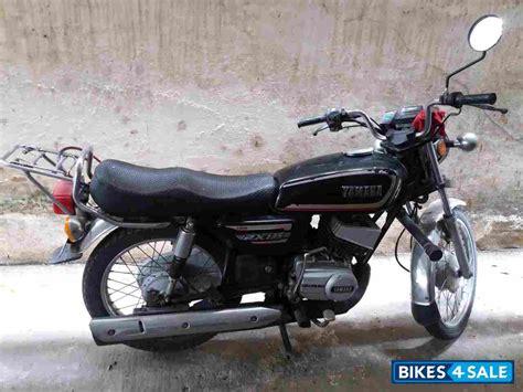 model yamaha rx   sale  bangalore id  black colour bikessale