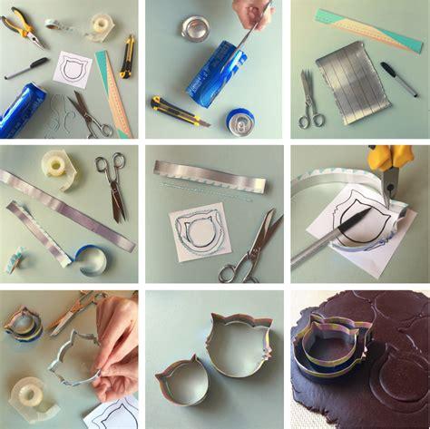 fabriquer des emporte pieces cuisine fabriquer un emporte pièce avec une canette fashioncooking