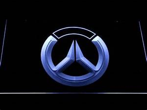 Overwatch Logo LED Neon Sign
