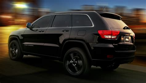 jeep grand cherokee blackout blacked out jeep grand cherokee concept egmcartech