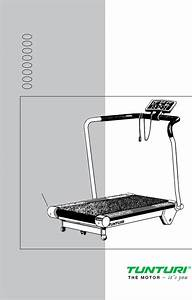 Tunturi Treadmill J 660 User Guide