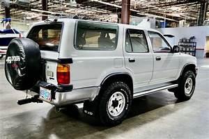 1990 Toyota 4runner 4x4 5