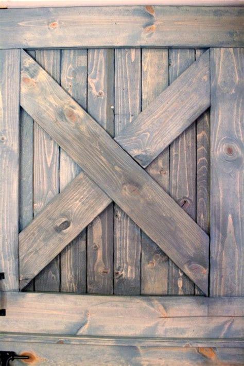 color washing paint technique wood grain  shows barn door doors   wood painting