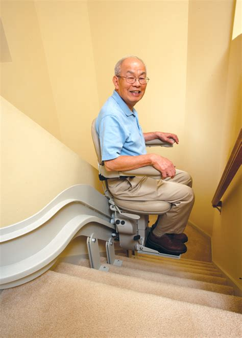 stairlift bruno elite curved stair chair chair lift