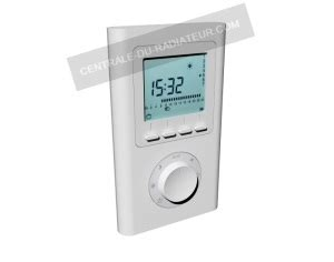 thermostat cuisine comment économiser chauffage électrique